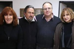 Jorge Marziali y una mañana de recuerdos