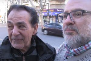El show: Víctor Legrotaglie y Germán Philippens