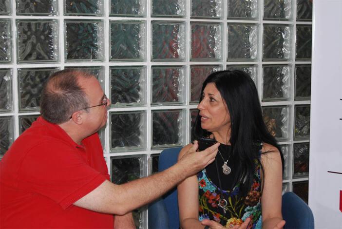 Con: Mónica Abraham