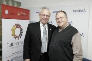 Con: Julio Fernández Baraibar