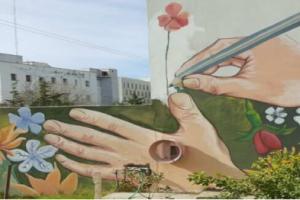 Carolina Barrientos, los paredes proyectan