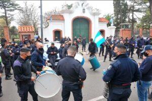 Sindicalización policial... / por: Osvaldo Vega
