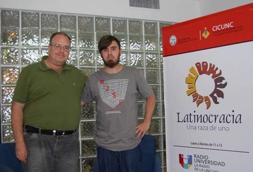 Con: Leandro Lacerna