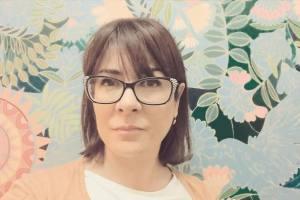 Noelia Álvarez, dameros de flores