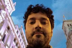 Esteban Grimi proyecta con colores