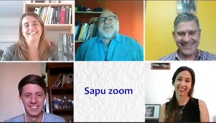 Ver Sapu zoom - programa 2