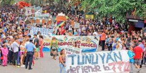 Mendoza vuelve a las calles en defensa del agua