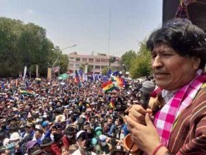 Trump, Bolivia... / por: Roberto Follari