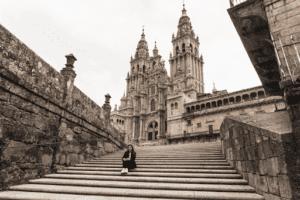 Santiago de Compostela / por: Ramiro Albino