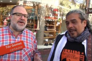 El show: Tiki Gómez y el mago Zimurk