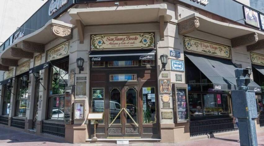 Bar Esquina Homero Manzi