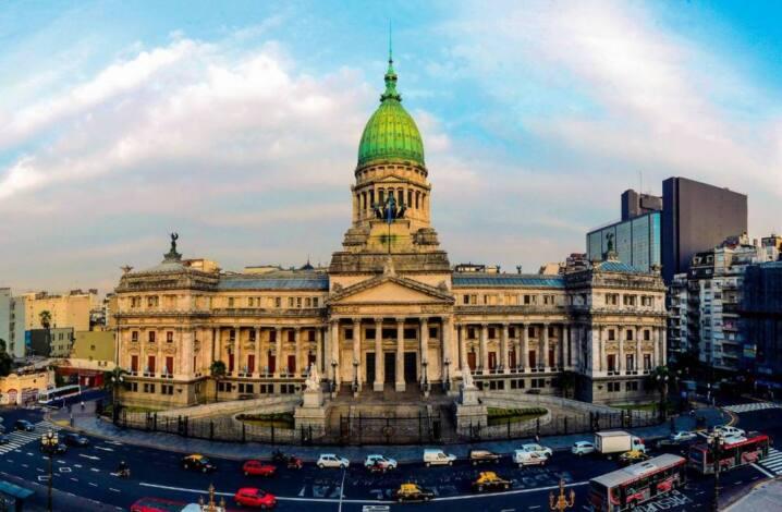 Palacio del Congreso Nacional, segunda parte