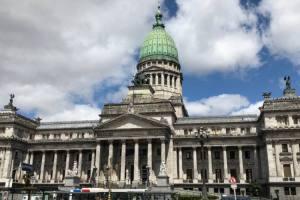 Palacio del Congreso Nacional, primera parte
