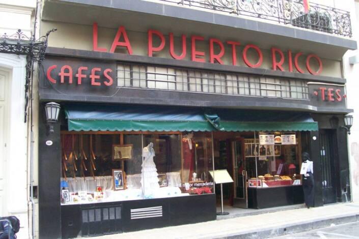 Bar La Puerto Rico