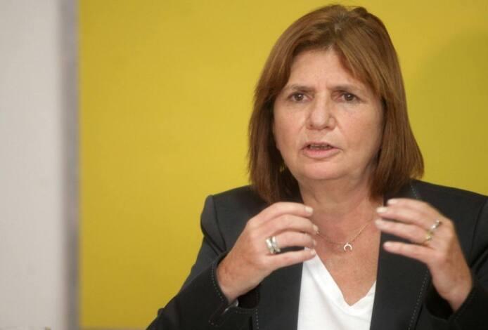 El provocador video de Patricia Bullrich sobre Santiago Maldonado