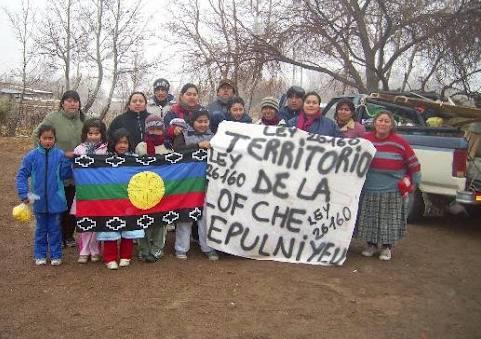"""Incendio en Río Negro """"esta es una operación mediática contra el pueblo Mapuche"""""""